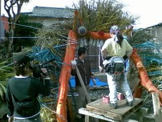 種子島アート11<br />  日目