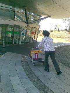 福井に着いた