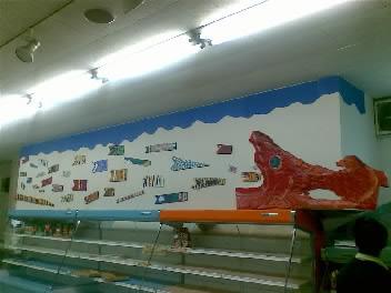 種子島水族館最終日